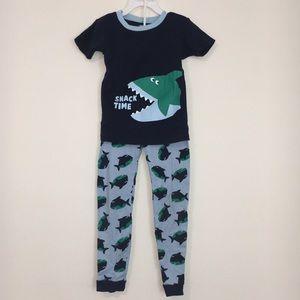 Carter's Shark Pajama Set